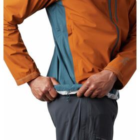 Mountain Hardwear Stretch Ozonic Chaqueta Hombre, rust earth